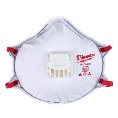 N95 Professional Multi-Purpose Valved Respirator with Gasket