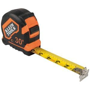 30 ft. Magnetic Double-Hook Tape Measure