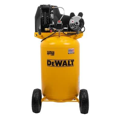 30 Gal. Portable Vertical Electric Air Compressor