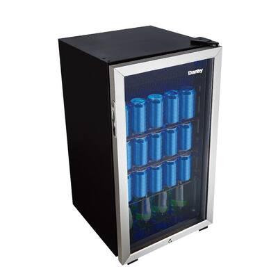 3.1 cu. ft. 18 in. 117-Can Beverage Cooler