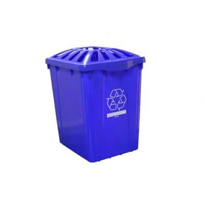 22 Gal. Recycling Box with Standard Lid