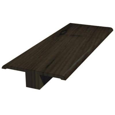 Western Hickory Winter Grey 3/8 in. T x 2 in. W x 78 in. L T-Molding