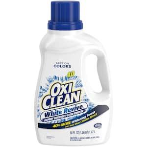 50 oz. White Revive Liquid Additive Fabric Stain Remover (2)