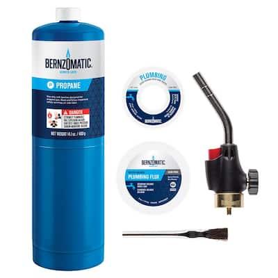 Trigger Start Torch Plumbing Kit