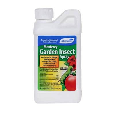 Garden Insect Spray with Spinosad Pts
