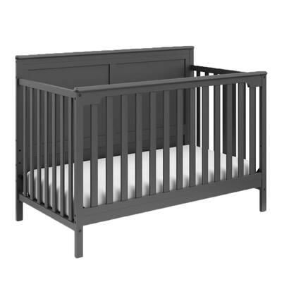 Alpine Gray 4In1 Convertible Crib