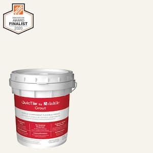 QuicTile D152 Frost 9 lb. Pre-Mixed Urethane Grout