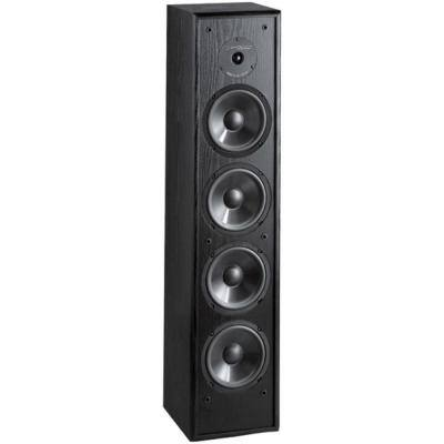 250-Watt 2-Way 8 in. Tower Speaker for Home Theater and Music