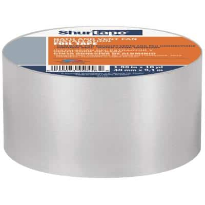 1.88 in. x 10 yds. Aluminum Foil Repair Duct Tape