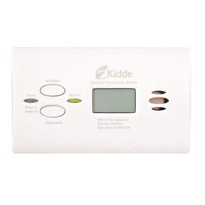 Firex Battery Operated Digital Carbon Monoxide Detector