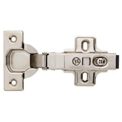 35 mm 110-Degree Full Overlay Soft Close Cabinet Hinge 1-Pair (2 Pieces)