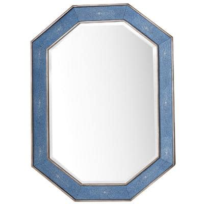 Delft Blue Vanity Mirrors Bathroom Mirrors The Home Depot