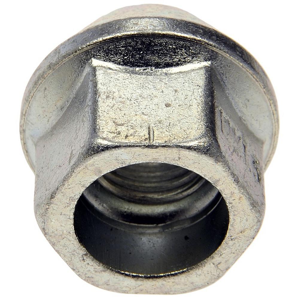 Wheel Nut M12-1.50 Metric - 19mm Hex - 23mm Length (10-pack)