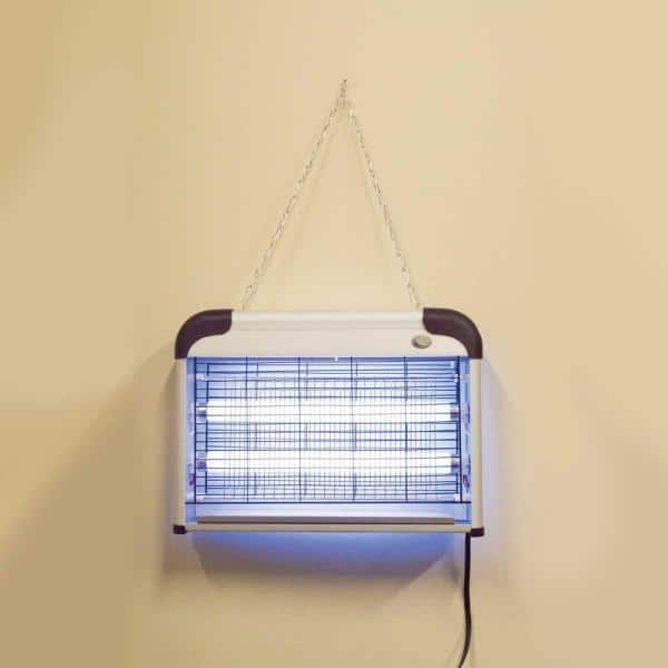 20W Electronic Bug Zapper Mosquito Killer For Indoor Residential /& Commercial