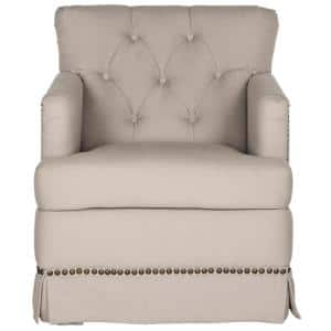Millicent Taupe Accent Chair