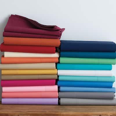 Classic Cotton Percale Duvet Cover