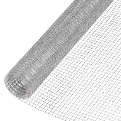 1/2 in. x 2 ft. x 25 ft. 19-Gauge Hardware Cloth (4-Pack)