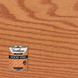 1 qt. Colonial Maple Premium Fast Dry Interior Wood Stain (2-Pack)