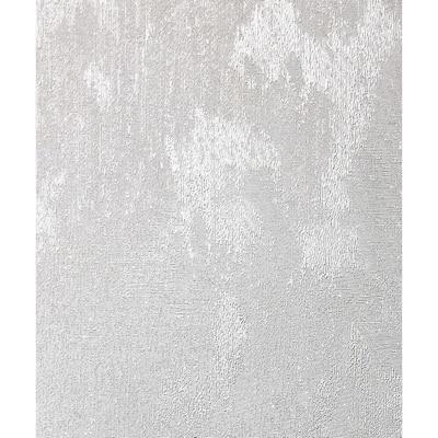 Kara Silver Texture Vinyl Strippable Roll (Covers 56.4 sq. ft.)
