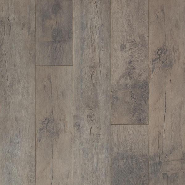 Pergo Xp Summit Grey Oak 8 Mm T X 7 48, Pergo Laminate Flooring Home Depot