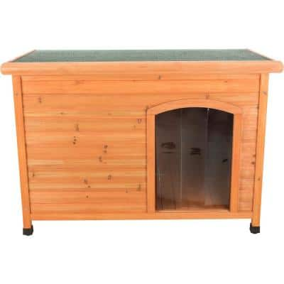 Natura Insulated Classic Club Dog House -Large