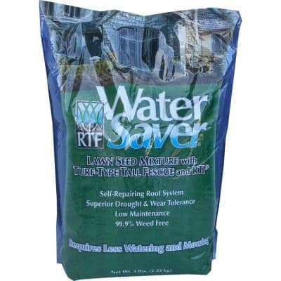 5 lbs. Tall Fescue with RTF Grass Seed Blend