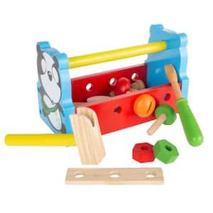 Kids 14-Piece Pretend Play Toy Tool Set