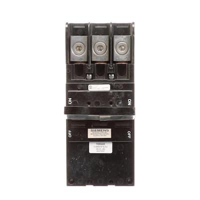 125 Amp Triple- Pole Circuit Breaker Type QPJ