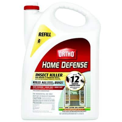 Home Defense Insect Killer for Indoor & Perimeter Refill 2