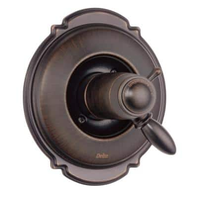 1900 Series to 17T Series Conversion Valve 1-Handle Trim Kit in Venetian Bronze (Valve Not Included)