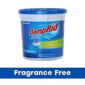 10.5 oz. Fragrance Free Refillable Moisture Absorber (4-Pack)