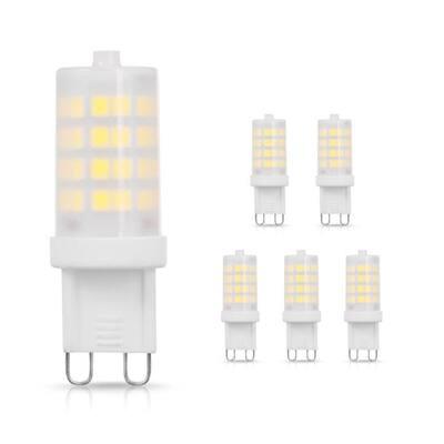 1-10PACK G9 LED Bulb Dimmable 3W 5W 7W Bi-Pin Base for 20W//40W//60W Halogen Bulb