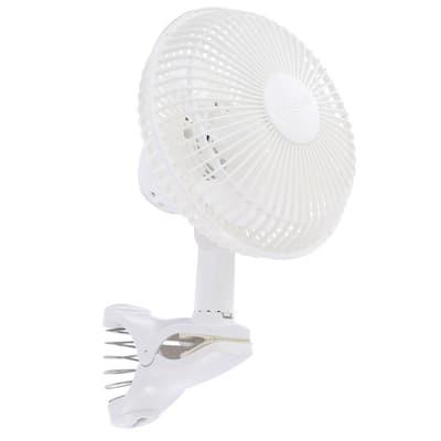 6 in. 2-Speed Clip Fan