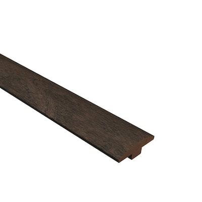 Odyssey Wide+ Athena Oak 11/16 in. T x 2 in. W x 74-13/16 in. L Hardwood T-Molding