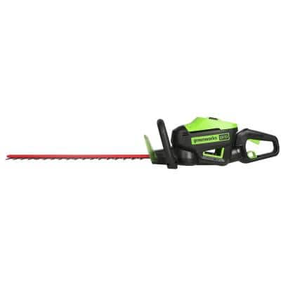 PRO 26 in. 60-Volt Battery Cordless Hedge Trimmer (Tool-Only)