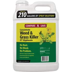 2.5 Gal. Grass and Weed Killer Glyphosate Concentrate
