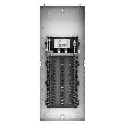 100 Amp 30-Space Indoor Load Center with Main Breaker