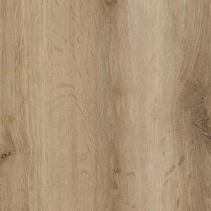 ISOCORE 7.1 in. W x 47.6 in. L Handcrafted Oak Click-Lock Luxury Vinyl Plank Flooring (18.73 sq. ft./case)