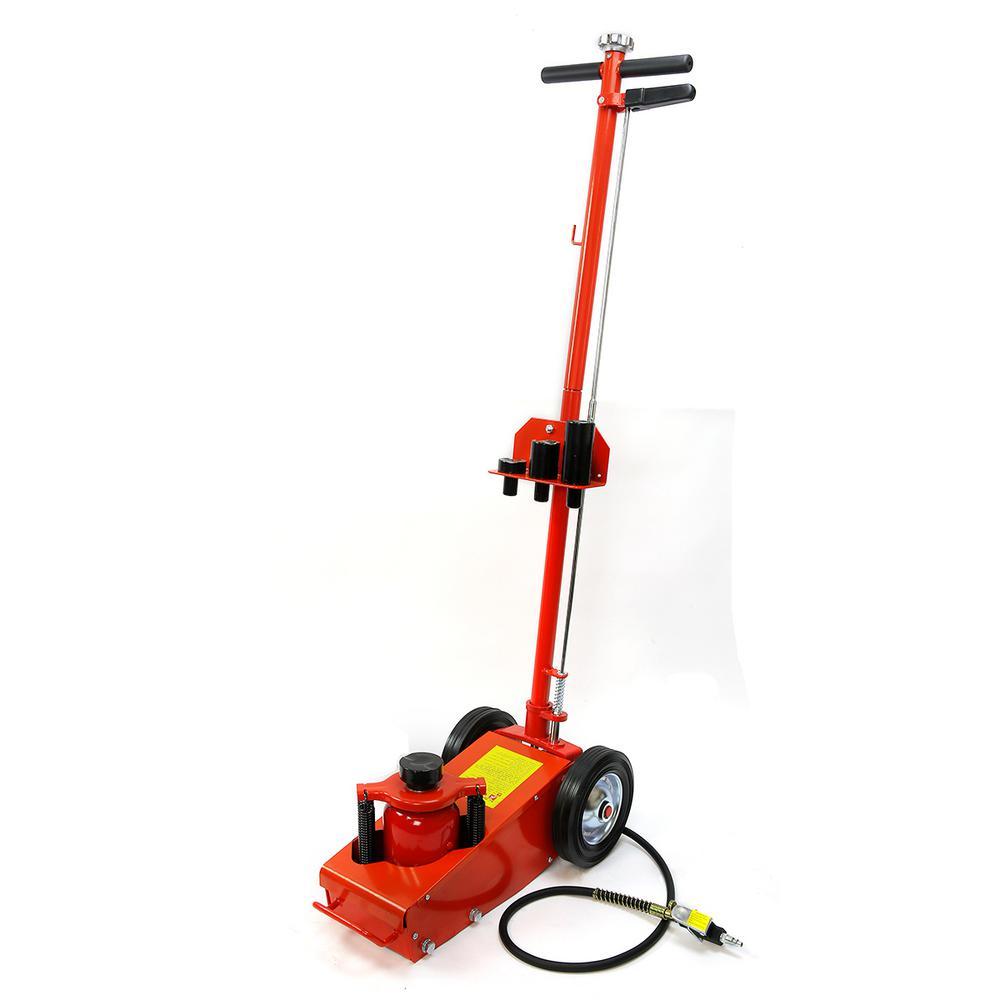 22-Ton Air Hydraulic Floor Jack