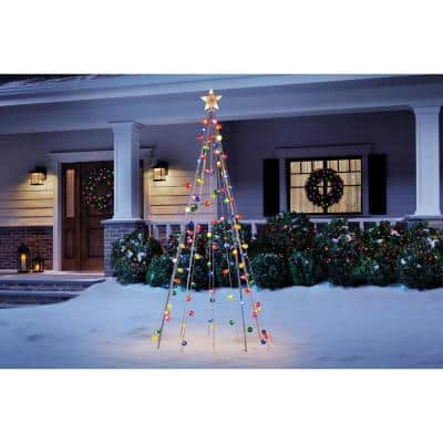 7 ft 105-Light Cone Tree