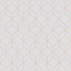 Jett Down Light Brown Stripe Vinyl Peelable Wallpaper Roll Covers 57 8 Sq Ft Br2871 88725 The Home Depot