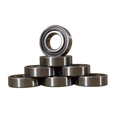 8-Pieces Replacement Pallet Jack Truck Wheel Bearings for Load/Steer Wheels All Series