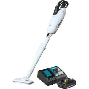18-Volt LXT Lithium-Ion Compact Brushless Cordless 3-Speed Vacuum Kit, 2.0 Ah