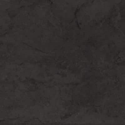 Element Mineral 1/4 in. x 17 in. x 48 in. Peel and Stick Dark Slate Resin Decorative Wall Paneling w/ Black Trim(4-Pack)