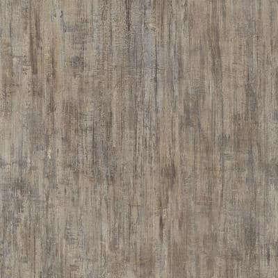 Brushed Chocolate 16 in. W x 32 in. L Luxury Vinyl Plank Flooring (24.89 sq. ft. / case)