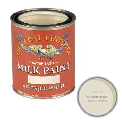 1-pt. Antique White Interior/Exterior Milk Paint