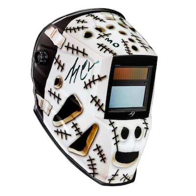 Gerry Cheevers ADF Welding Helmet
