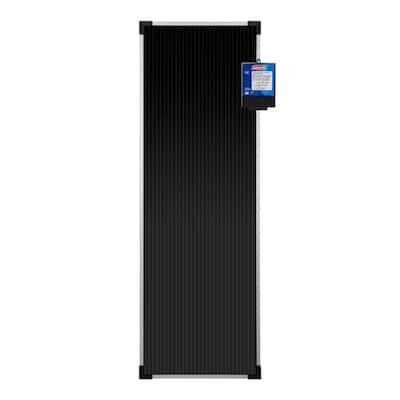 18-Watt 12-Volt Solar Battery Charging Kit
