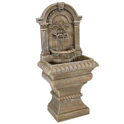 51 in. Ornate Lavello Outdoor Water Fountain