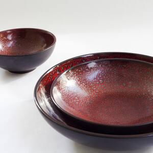 Zaghwan 3-Piece Bowl Set, Saffron
